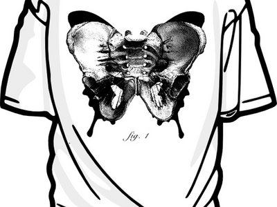Butterfly T-Shirt FEMALE main photo