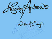 Writer of Songs - Signed CD photo