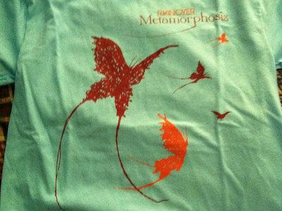 Metamorphosis T-shirt and Digital Album Bundle main photo