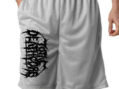 Total Deathcore Mesh Shorts (Limited Silver Edition) main photo