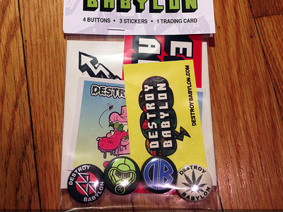 DB - LLTV Merch Pack main photo