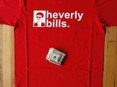 Heverly Bills Red Tee photo