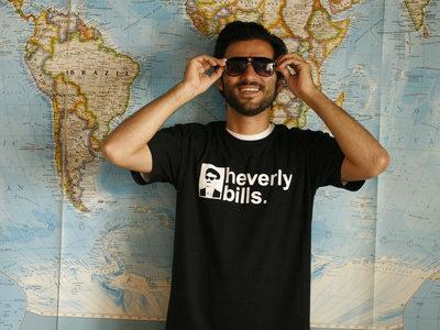 Heverly Bills black tee main photo