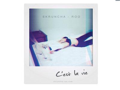 Skruncha-roo Sticker main photo