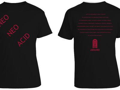 Neo Neo Acid T-Shirt main photo