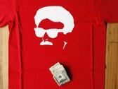 Ayatollah Presley red tee photo