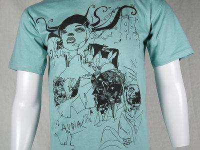 Audiac T-shirt Wasabi main photo