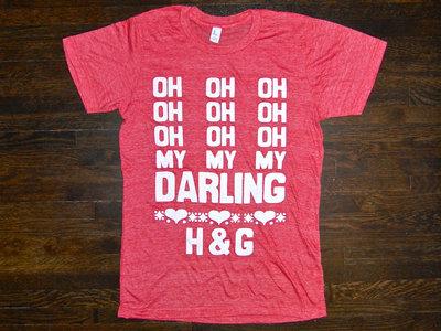 """Darling"" Tee RED main photo"