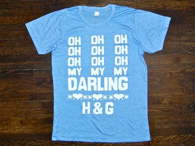 """Darling"" Tee BLUE main photo"