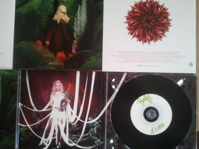 Limited Vinyl CD-R Losless Audio Quality & 4-Site DigiPack By Pascal Schonlau main photo