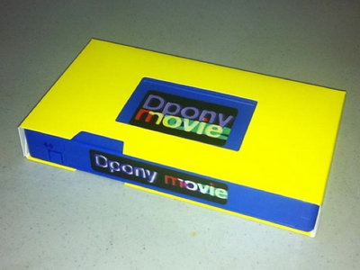 """Movie"" Full Video LP on VHS main photo"