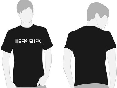 "2010 ""Parallel"" Logo T-Shirt Limited Edition main photo"
