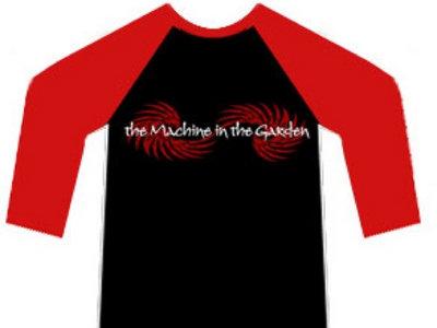 tMitG Red Design Raglan Shirt main photo