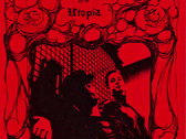 "Veil of Thorns - Lust Beyond Flesh b/w Utopia 7"" Vinyl photo"