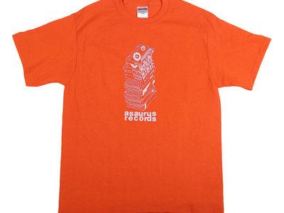 Asaurus Records Cassette T-Shirt main photo