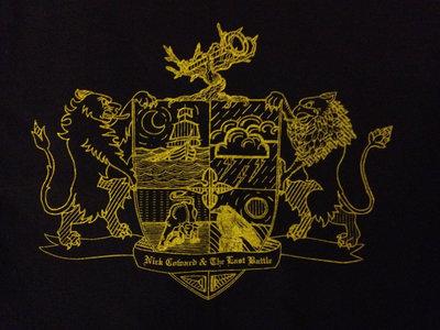 Lion/Griffin Crest t-shirt main photo