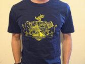 Lion/Griffin Crest t-shirt photo