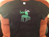 3 horned 7 legged gamma goat T-shirts photo