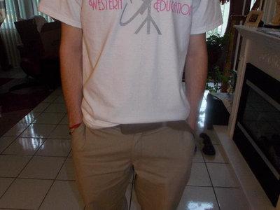 Western Education T shirt main photo