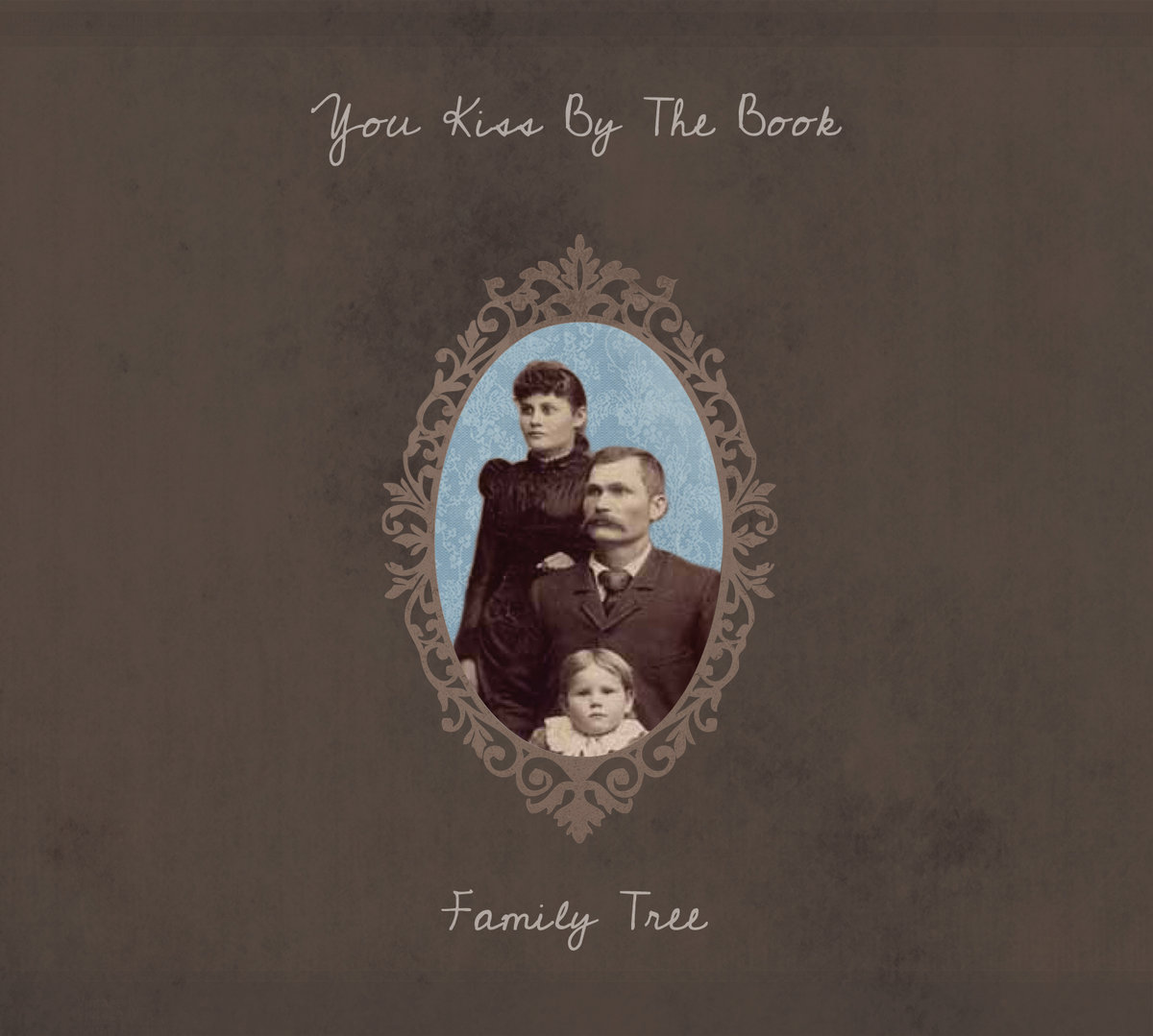 Genealogy Book Cover Design : Family tree you kiss by the book