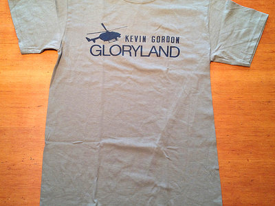 Gloryland copter Men's T (TAN) main photo