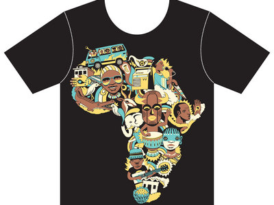 Africa Map T-Shirt main photo