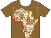 Africa Map T-Shirt photo