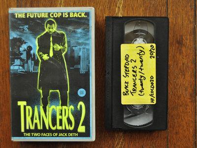 Black Stepdad - Trancers 2 (VHS) main photo