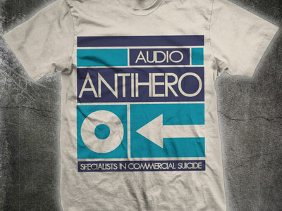 Audio Antihero T-Shirt (SOLD OUT) main photo