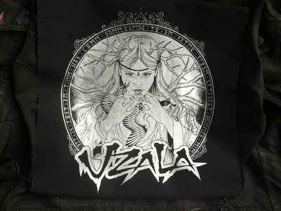Quail-Eater Backpatch main photo