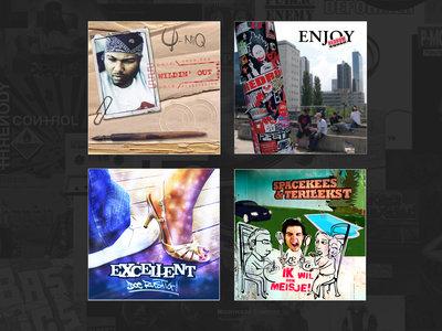 REDRUM CD singles pack main photo