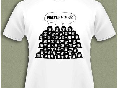 Nosferatu D2 T-Shirt (SOLD OUT) main photo