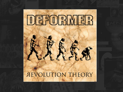 DEFORMER - Revolution Theory (CD) main photo