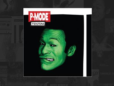 P-MODE - P-emotions (CD) main photo