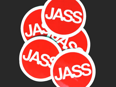 JASS Stickers, Red (5) main photo