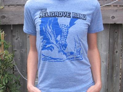 Dragon vs. Boat T-Shirt (Blue) main photo