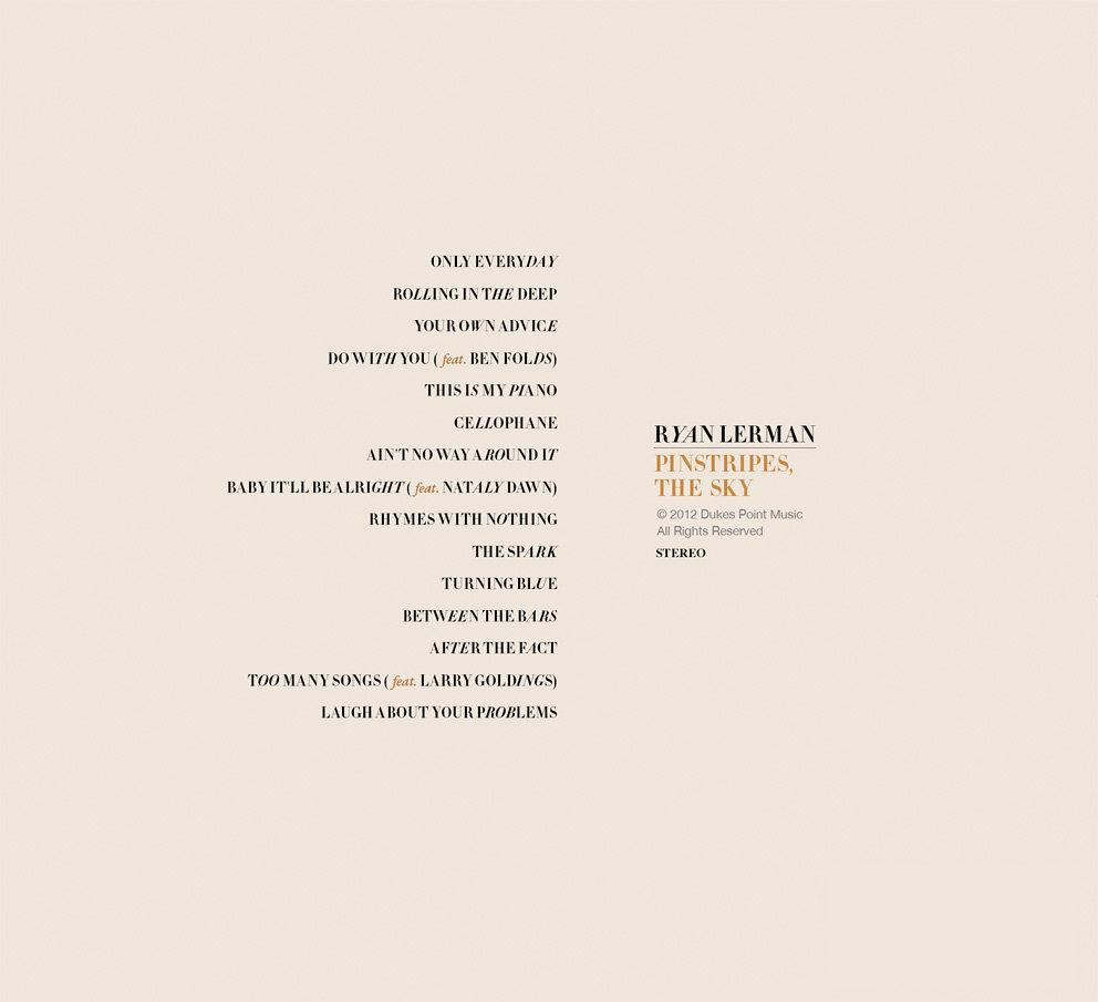 Baby It'll Be Alright (feat  Nataly Dawn) | Ryan Lerman