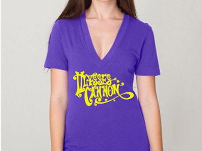 Violet Women's V- Neck T-Shirt main photo