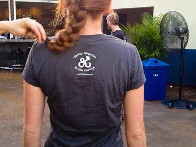 Women's Grey Logo Shirt main photo