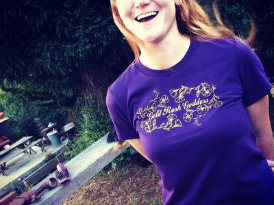 Gold Rush Poppies T-Shirt main photo