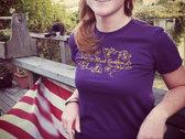 Gold Rush Poppies T-Shirt photo