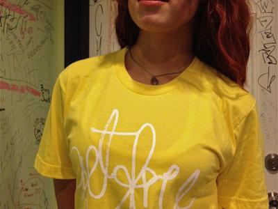 'Get Free' T - SUNSHINE (Sunshine Yellow/White) main photo