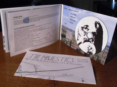 """""""The Majestics"""" CD / Booklet / Map main photo"""