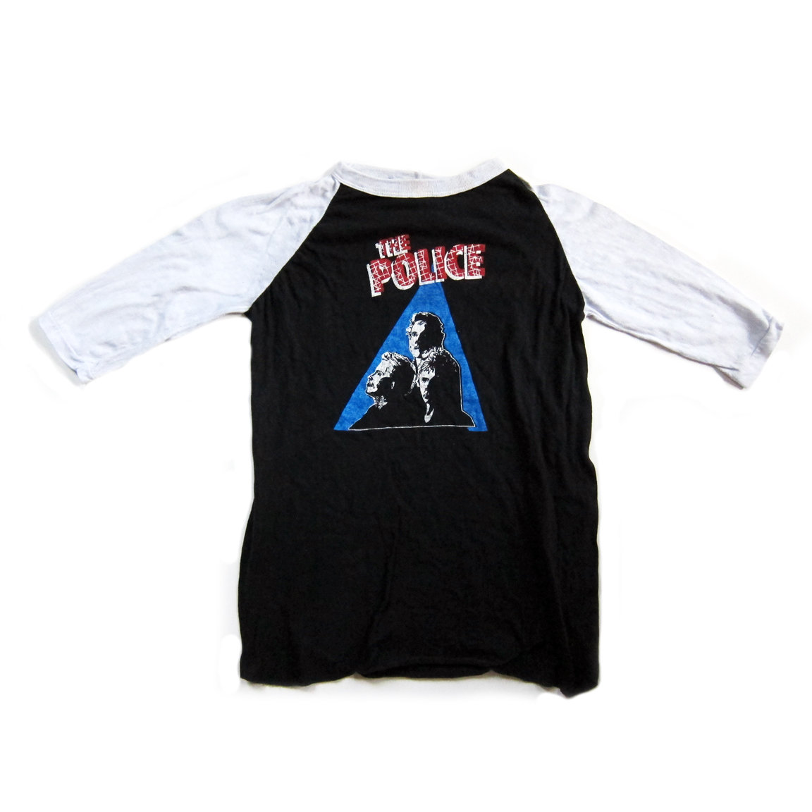 a5d03c37 The Police - Premium Vintage Rock Tee (from the 80s, never worn) LARGE