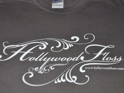 Cursive Hollywood Floss Shirt main photo