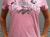 Rockabilly design T-Shirt photo