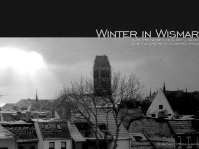 winter in wismar ( A5 photo book ) main photo