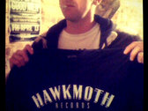 Hawk Moth Records T-Shirt photo