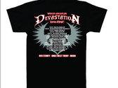 Men's Night Begins/Devastation Tour 2012 shirt photo