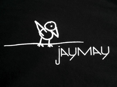 Jaymay Bird Black Tee * Limited Edition main photo